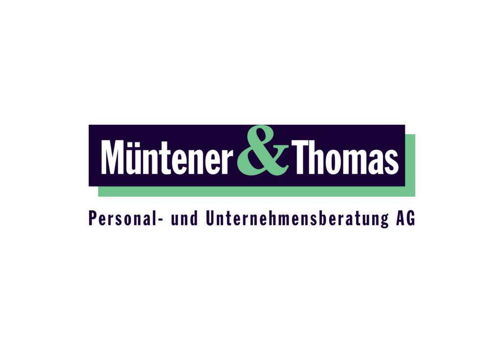 Logo Müntener & Thomas