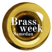 Logo Brassweek Samedan
