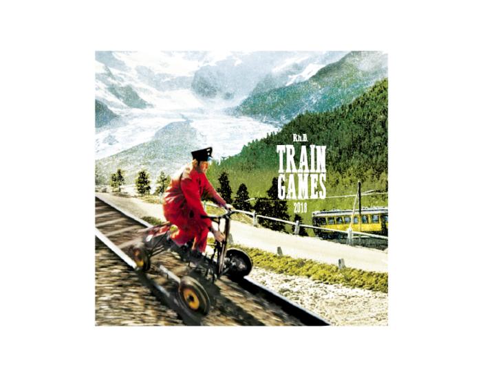 Logo RhB TrainGames 2018