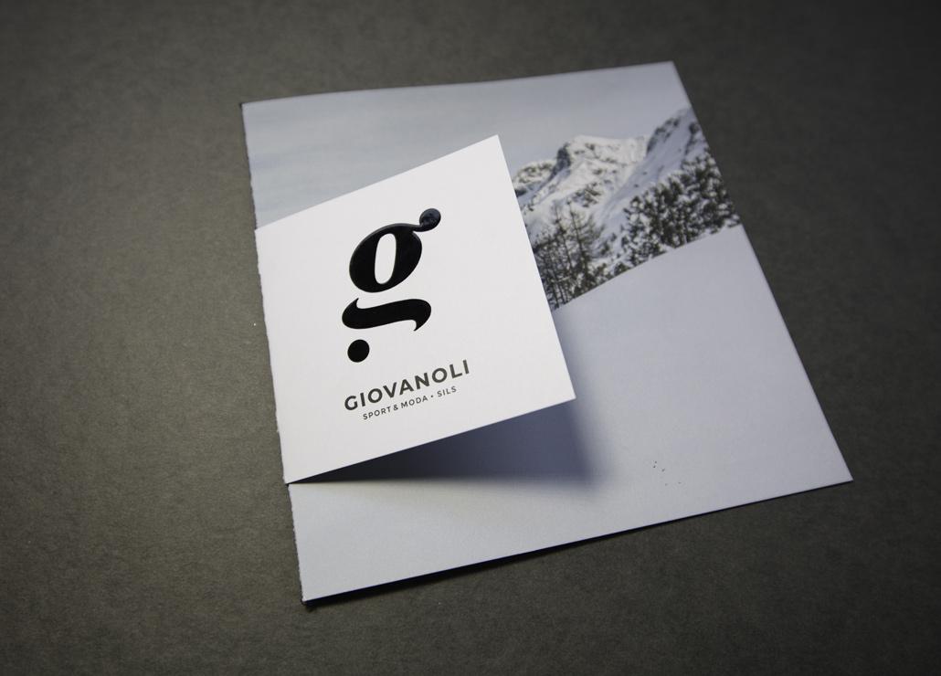 Giovanoli Sport & Moda Sils Flyer - Bild 1