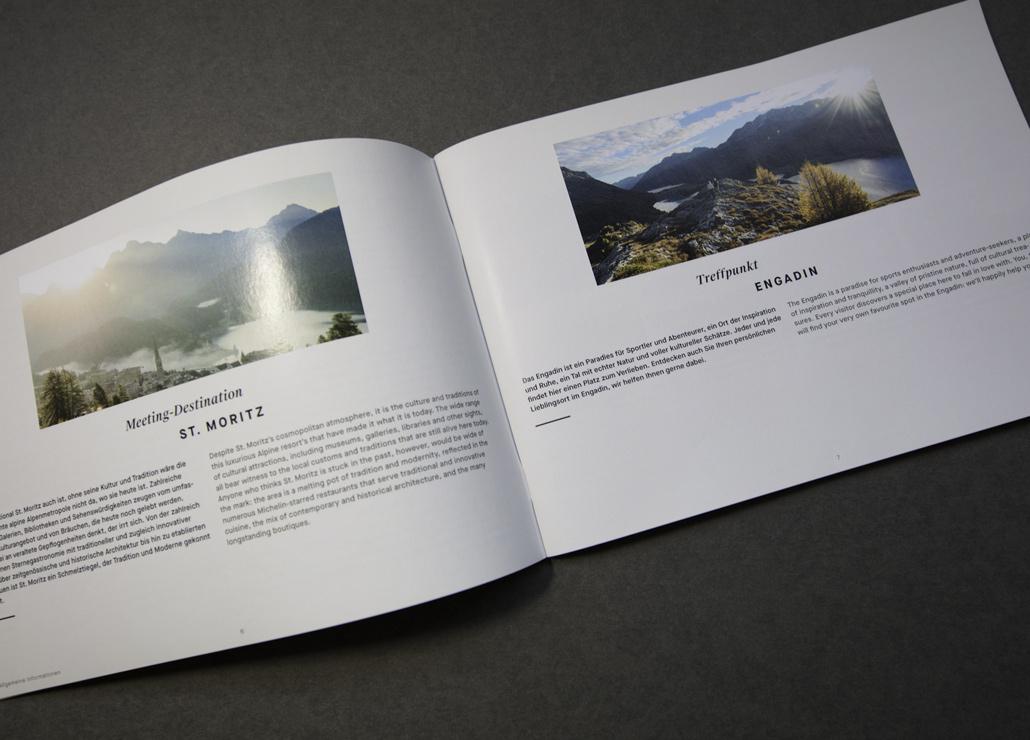 St.Moritz Broschüre - Bild 1
