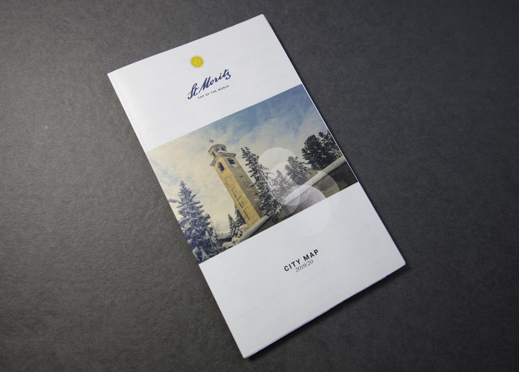 St.Moritz Ortsplan 19/20