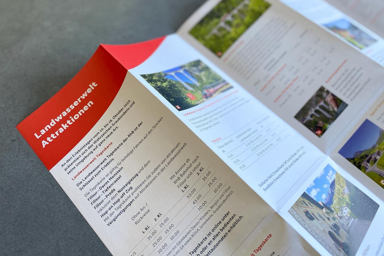 Landwasserwelt Broschüre