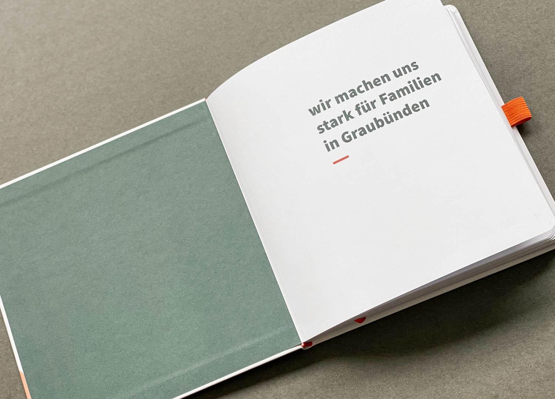 famur Rebranding Notizbuch