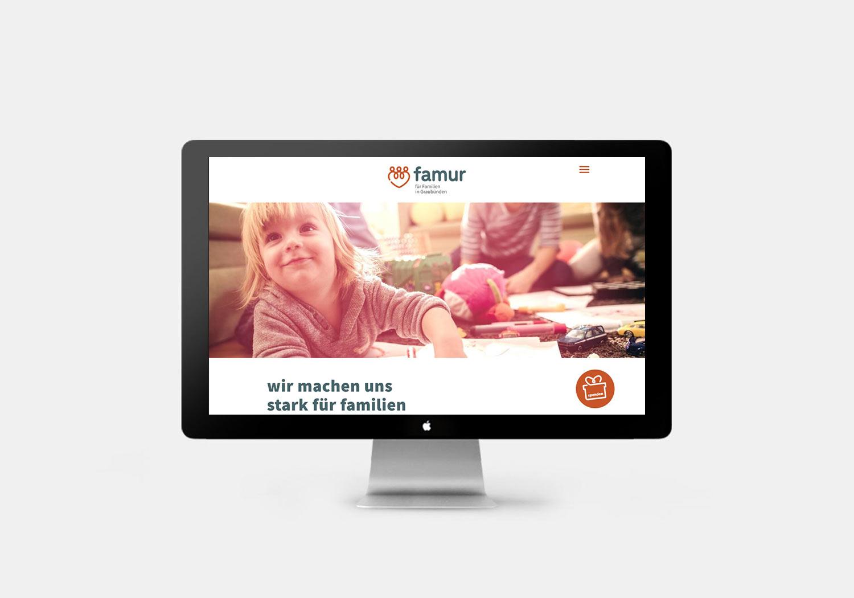 famur Webseite Startseite