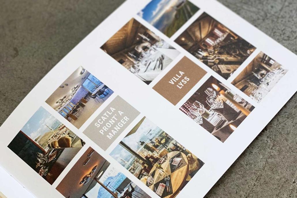 Romantik Hotel Muottas Muragl Broschüre