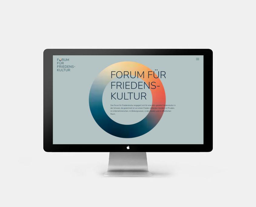 Forum für Friedenskultur - Webseite Startseite