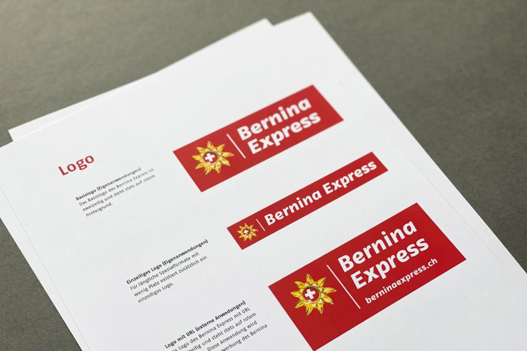 Bernina Express Manual | Logo