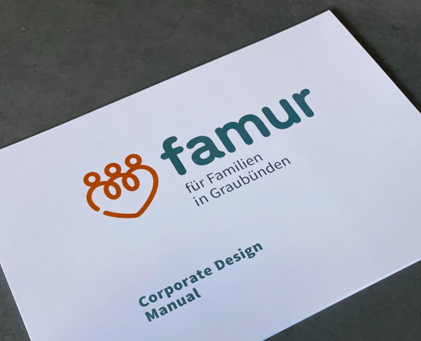 Corporate Design Manual famur