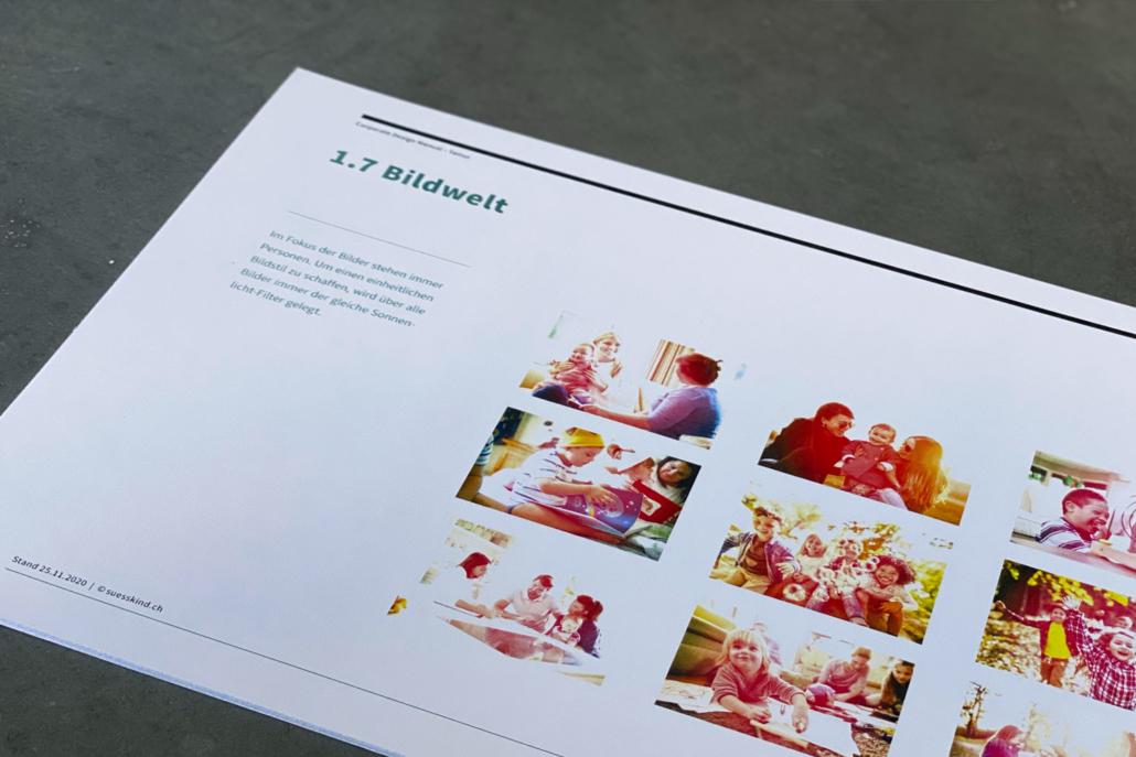 Corporate Design Manual famur | Bildwelt