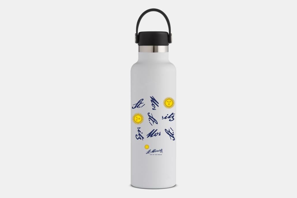 St. Moritz Trinkflasche